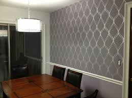 dining room chair wainscoting wainscoting top rail two tone wall paint modern chair rail molding chair