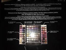 sephora makeup academy blockbuster palette 8 wednesday october 30 2016