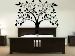 Painting Accent Walls In Bedroom Accent Wall Ideas Bedroom Floral Sofa White Paint Nightstand The