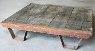 etsy pallet furniture. Vintage Industrial Coffee Table Pallet Auroramills Etsy Furniture T