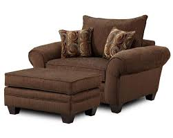 furniture oversized chair slipcover loveseat slipcover with overstuffed chair and ottoman decorating