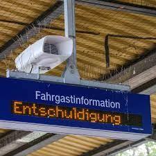 Maybe you would like to learn more about one of these? Deutsche Bahn 75 Prozent Der Zuge Im Fernverkehr Fallen Beim Streik Aus Politik