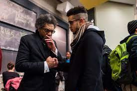 """Cornel West advocates the """"examined ..."""