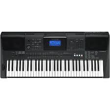yamaha keyboard. yamaha psr-e453 61-key high-level portable keyboard a
