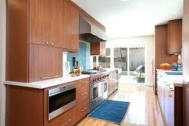mid century modern kitchen white. Mid Century Modern Kitchen Table Cabinets White Island .