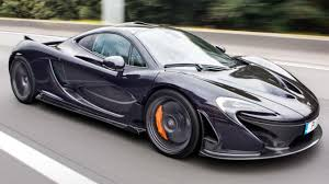 It was never included in a commercial release. World Exclusive First Drive Mclaren P1 Top Gear