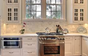 Walker Zanger Awesome White Cabinets And Backsplash Collection