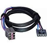 com vehicle to trailer wiring harness connector for  brake control wiring harness