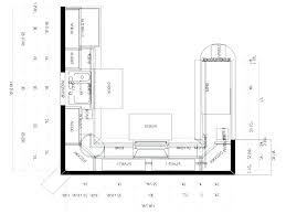 open kitchen floor plan large size of for brilliant island designs plans galley