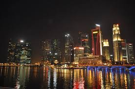 infinity pool singapore night. 10 Architectural Wonders In Singapore Infinity Pool Night