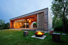 Small office architecture Exterior Holidaycottagetóth Projectarchitectureoffice1 Besign Designcommunication Tóth Project Architecture Office Small House Swoon