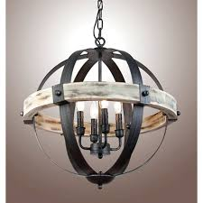 chandeliers black metal sphere chandelier large size of chandelierwhite distressed chandelier with trendy wood and