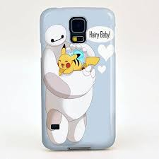 samsung galaxy s5 3d cases. baymax and pikachu hairy baby for iphone samsung (samsung galaxy s5) 3d case s5 3d cases e