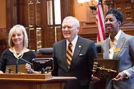 Judge Suzanne Smith and Judge Verda Colvin Sworn In |