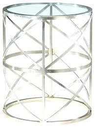 silver bedside table silver metal side table side tables silver round side table stylish silver side table with round silver bedside tables argos