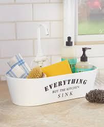 Kitchen Sink Countertop Storage Caddy Ltd Commodities