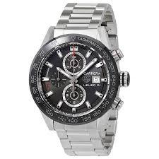 tag heuer carrera chronograph automatic men s watch car201w ba0714 tag heuer carrera chronograph automatic men s watch car201w