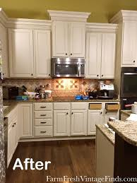 general finishes milk paint kitchen cabinets. kitchen makeover in linen milk paint general finishes cabinets u