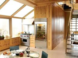 clear glass door refrigerator residential sliding