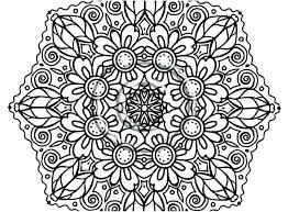 Mandala Coloring Pages For Adults 434 Native Mandalas 7 Fearsome Owl