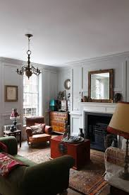 green living room ideas uk. new green sofa paired with antiques - beautiful living room design ideas. #consignmnets # ideas uk