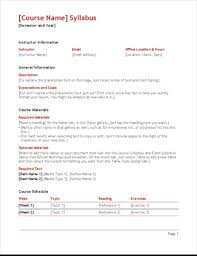 Syllabus Template Magdalene Project Org