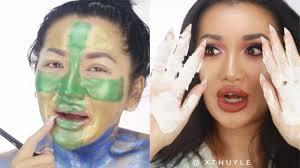 viral makeup videos on insram