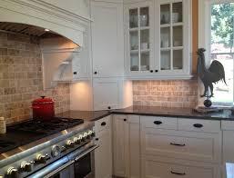 Kitchen Black And White Backsplash Modern Kitchen With Luxury