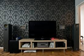 Small Picture Living Room TV Setups