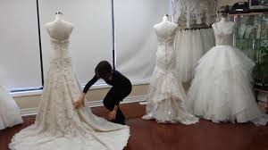 How To Bustle Your Wedding Dress French Bustle Vs American Bustle