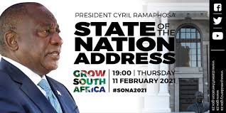 The president addresses a joint sitting of the two houses of parliament, the national assembly (na) and the national council of provinces (ncop). Presidency South Africa On Twitter President Cyrilramaphosa Will Deliver The 2021 State Of The Nation Address To The First Ever Hybrid Joint Sitting Of The National Assembly And The National