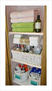 Bathroom Closet Organization Ideas Classy 48 Brilliant Linen Closet Organization Ideas
