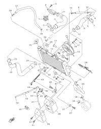 2012 yamaha fz6r fz6rbb radiator hose parts best oem radiator hose ya0512119029 m154351sch747198 fz6r engine diagram wiring diagram