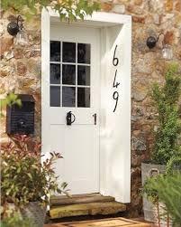 white front door color feng s