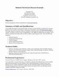 Data Center Technician Resume Sample network technician resume samples Intoanysearchco 57