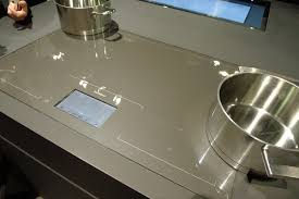 unique and innovative kitchen concepts ideas astounding light brown digital kitchen countertop with modern kitchen