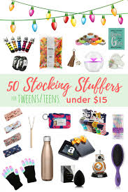 Teen girls stocking stuffers
