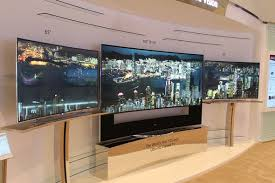 samsung curved tv in living room. the new lg 105-inch uhdtv, which is curved. samsung curved tv in living room