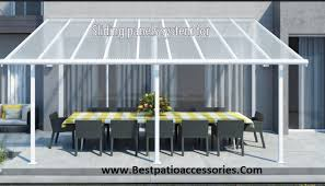 the importance of outdoor canopy to