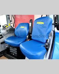new holland tractor seat covers