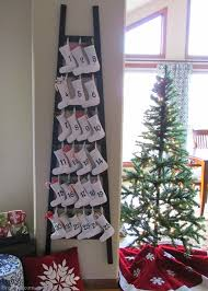 easy and affordable decorations pb inspired wooden advent