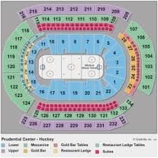 Prudential Center Suite Seating Chart 77 Meticulous Prudential Center Chart
