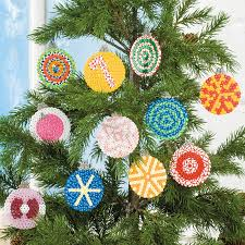 Basteln Weihnachten Christbaumschmuck