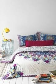 colorful bed sheets. Smoke Blue Bedding Colorful Bed Sheets E