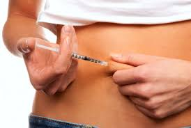 injection into belly for weight loss