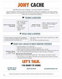 Resume. Fresh Hybrid Resume Template Word: Hybrid Resume Template ...