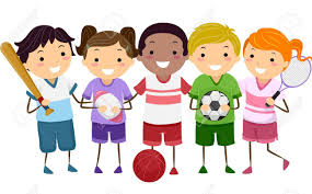 Image result for CHILDREN DOING SPORT CLIPART