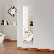 fashion 3d decorative home mirror hexagon vinyl removable wall sticker home mirrors decal home decor art