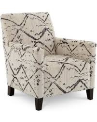 brittna fabric accent chair created for macyu0027s heverononyx patterned accent chairs n69