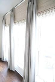 shades for sliding glass doors inside mount curtain rod curtains over vertical blinds sliding glass door